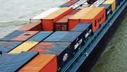 Mehr als sechs Millionen Schiffscontainer sind auf der ganzen Welt unterwegs. (Bild: depositphotos/ginton)