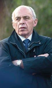 Ueli Maurer warnt vor den Defiziten, die in nächster Zeit drohen. (Bild: ky/Marcel Bieri)