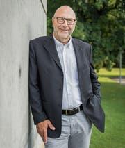 Führungserfahrung im Gepäck: Stadtratskandidat Stefan Harder (Bild: Jil Lohse)