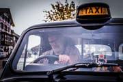 John Dierauer fährt beim Steckborner Oktoberfest am kommenden Samstag gratis Taxi, um Unfällen mit Betrunkenen vorzubeugen. (Bild: PD/Rolf Müller)