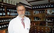 «Eine einzige Packung eines eigentlich harmlosen Präparates»: Thomas Rau, Chefarzt und Verwaltungsrat der Paracelsus-Klinik Lustmühle. (Bild: Urs Jaudas (8. April 2009))