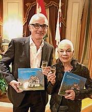 Otmar Dossenbach und seine Frau Susanne aus Frauenfeld. (Bild: ANDREAS TAVERNER CH-8555MUELLHEI)