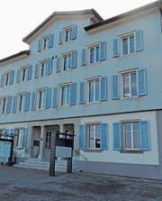 Vorkommnisse im Gemeindehaus Lutzenberg sorgen für Aufmerksamkeit. (Bild: APZ)