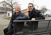 Bruno Siegenthaler hat die Leitung der Männerriege an Andreas Fässler abgegeben. (Bild: Rita Kohn)