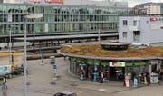 Wie befürchtet kommt es am Bahnhof Wil Ende 2018 zu einer Angebotsverschlechterung. (Bild: Simon Dudle)