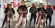 Auftritt der türkischen Folkloregruppe Romanshorn.