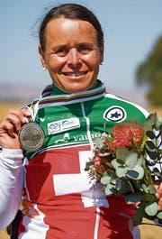 Als Hausfrau und Profisportlerin sieht sich Sandra Graf durch die IV benachteillgt. (Bild: APZ)
