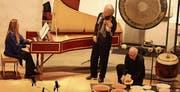 Marie-Louise Dähler, Paul Giger und Pudi Lehmann sind das Trio «klangreich». (Bild: Markus Bösch)