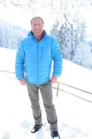 Paul König ist einer von drei Kandidaten für das Gemeindepräsidium in Speicher.