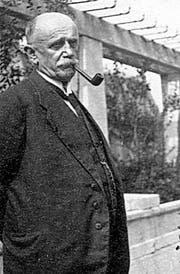 Eugen Baumann war ein brillanter Forscher und ein schwieriger Kauz. (Bild: pd)