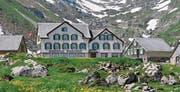 Das Berggasthaus soll den heutigen Gästebedürfnissen angepasst werden. Geplant sind wiederum 130 Schlafplätze. (Bild: PD)