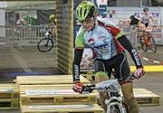 Marcel Knaus hatte seine Verfolger im Griff und wurde Zweiter. (Bild: PD)