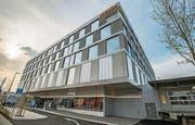 Frauenfeld TG - Eröffnung des Einkaufszentrums Multiplex 1 in Frauenfeld. (Bild: Reto Martin (Reto Martin))