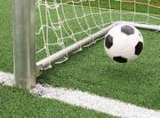 Zweimal versenkte der FC Heiden den Ball im Tor. (Bild: APZ)