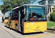 Eine Busumsteigeanlage soll am Bahnhof entstehen. (Bild: PD)