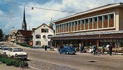 1974: Da hiess der Manor noch Bodan. (Bild: pd)