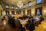So wie in Frauenfeld wünschen auch die Initianten ein Stadtparlament - hier an einer Budgetsitzung im Rathaus. (Bild: Reto Martin)