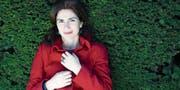 Die rumänisch-schweizerische Schriftstellerin Dana Grigorcea. (Bild: Dörlemann-Verlag)