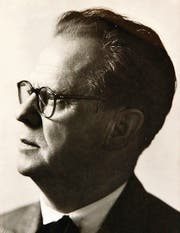 Erhob gegen den Nationalsozialismus seine Stimme: Otto Kunz. (Bild: zVg)