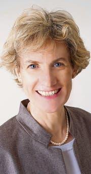 Schulratspräsidentin Jutta Röösli. (Bild: pd)