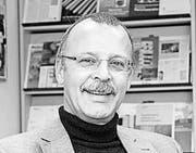 Harald Krug Professor für Toxikologe an der Empa St. Gallen (Bild: pd)