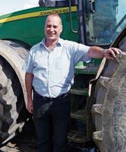 Lukas Engeler hat einen Bauernbetrieb in Polen übernommen. (Bild: PD)