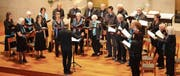 Sommerliche Chor- und Orgelmusik (Bild: Markus Bösch)