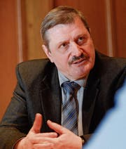Vizestadtpräsident André Schlatter nimmt einen zweiten Anlauf fürs Präsidium. (Bild: Donato Caspari)