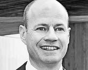 Bruno Hensler Frisch gewählter Verwaltungsdirektor der Universität St. Gallen (Bild: pd)