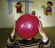 Autisten: Ohne Blick und Worte. (Bild: ap)