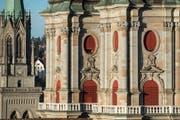 Die Trauerfeier fand in der St.Galler Kathedrale statt. (Bild: Urs Jaudas)