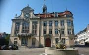 Der Prozess findet im Bezirksgericht in Weinfelden statt. (Bild: Mario Testa)