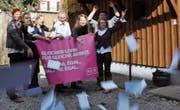 Die Sozialdemokraten lassen in jede Thurgauer Gemeinde einen Brief flattern. (Bild: Silvan Meile)