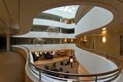 Das Kurhaus & Medical Center Oberwaid hat 144 Zimmer, drei Restaurants und einen Erholungsbereich. (Bild: Michel Canonica)