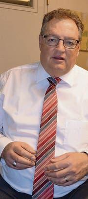 Liho-V-Präsident Christian Tröhler. (Bild: ph)