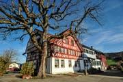 Das Restaurant Landhaus in Bichelsee. (Bild: OLAF KUEHNE)