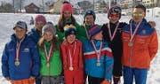 An die finalen Wettkämpfe in St. Moritz reist eine starke Werdenberger Fraktion. (Bild: Patricia Bircher)