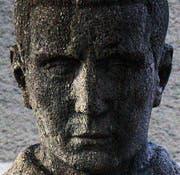 Das Soldatendenkmal heisst nicht Gefallenendenkmal, wie Wikipedia behauptet, da die Soldaten nicht im Kampf fielen. (Bild: Thomas Wunderlin)