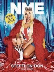 Das Cover der aktuellen und letzten Printausgabe. (Bild: NME)