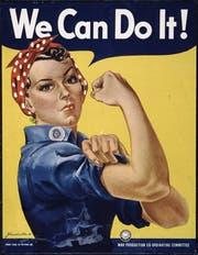 Starke Frauen wünschen sich gleichberechtigte Männer an ihrer Seite. (Bild: The U.S. National Archives)