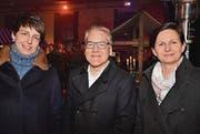 Susanne Hartmann, Christoph Brunner, Monika Scherrer.