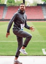 Kariem Hussein: «Mir ist es wichtig, dass ich zum Trainer hochschauen kann.» (Bild: Ennio Leanza/Keystone)