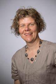 SP-Fraktionspräsidentin Silvia Ammann Schläpfer (Bild: PD)
