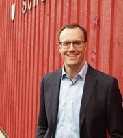 Der 40-jährige Matthias Wettstein führt derzeit den Schulrat Gams als Interimspräsident. (Bild: PD)