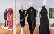 Auch der Modedesigner Akris nutzt technische Textilien: mit LED. (Bild: Jil Lohse)