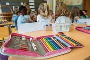 Um im Thurgau Primarschulkinder unterrichten zu dürfen, benötigen Lehrpersonen heute einen Bachelorabschluss. (Bild: Reto Martin (Kreuzlingen, 10. August 2015))