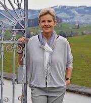 Die neue Spitex-Präsidentin Monika Baumberger hat einst eine Lehre als Medizinal-Kauffrau gemacht. (Bild: cal)