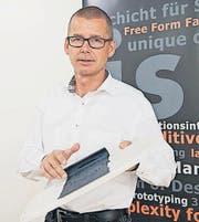 Ralf Schindel, Prodartis AG.