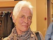 Verena Fricker OK-Präsidentin Eröffnungsfest