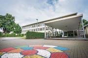 Dieses Schulgebäude steht in Diessenhofen neben der Primarschule. Es stammt aus dem Jahr 1959. (Bild: Andrea Stalder)